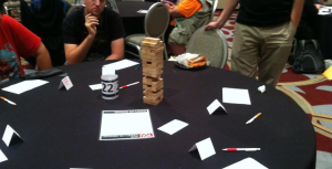 playing dread at Gencon